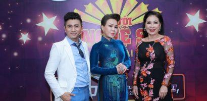 Việt Hương bất ngờ 'kén chồng' trên sân khấu 'Người nghệ sĩ đa tài 2018'