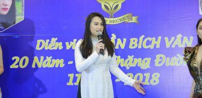 Diễn viên Bích Vân tái xuất với tập thơ, kịch bản điện ảnh