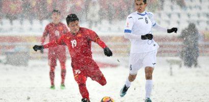 Tiền vệ Quang Hải và những thống kê ấn tượng trong 1 năm qua