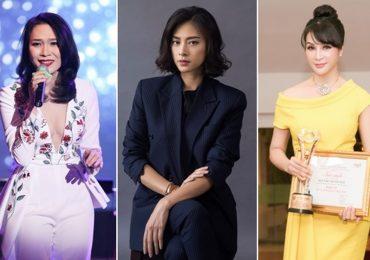 Thanh Mai, Ngô Thanh Vân, Mỹ Tâm: Bộ 3 nghệ sĩ tài sắc vẹn toàn