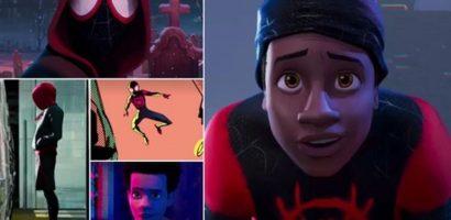 'Người nhện: Vũ trụ mới' lập kỷ lục doanh thu phim hoạt hình tháng 12