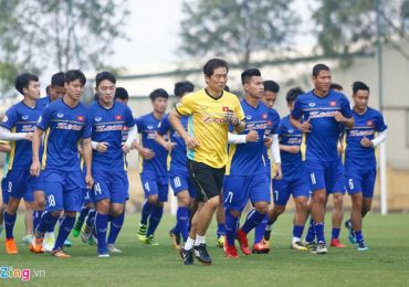 Trợ lý HLV Park Hang-seo gửi tâm thư chia tay các tuyển thủ Việt Nam
