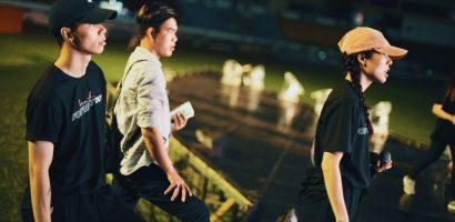 Cận cảnh sân khấu liveshow 'khủng' của Đông Nhi đã thành hình