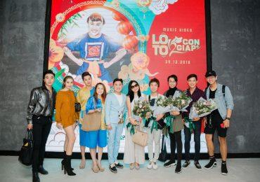 Sao Việt đến chúc mừng Don Nguyễn ra mắt MV mới