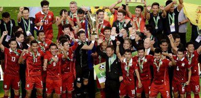Thành tích nghèo nàn của tuyển Thái Lan trên sân Malaysia tại AFF Cup