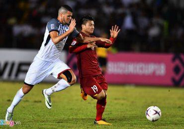 CĐV Philippines tố cầu thủ Việt Nam 'đóng kịch' và 'chơi thô bạo'