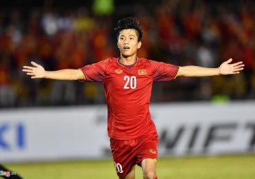 Phan Văn Đức, từ 'vé vớt' U23 châu Á đến bài tẩy AFF Cup 2018 của Việt Nam
