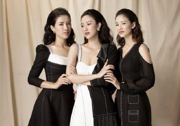 Á hậu Hà Thu lần đầu kể chuyện 'chị ngã em nâng' trong gia đình