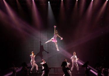 Chi Pu thể hiện màn vũ đạo trên không đầy ấn tượng