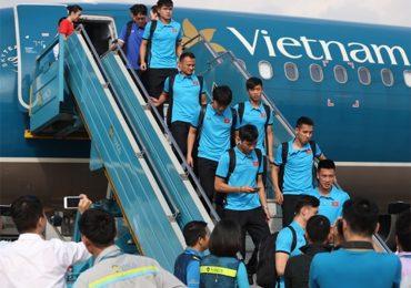 Tuyển Philippines đi hàng không giá rẻ, bay ba chặng mới tới Việt Nam