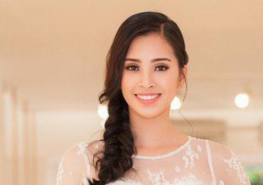 Hoa hậu Tiểu Vy lọt Top 5 dự án nhân ái, chắc suất Top 30 Miss World 2018