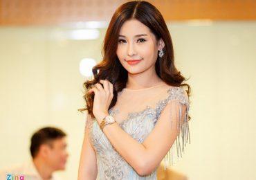 Hoa hậu Đại dương Ngân Anh gây tranh cãi khi xin phép đi thi quốc tế