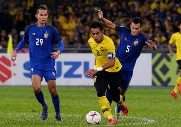 Trung phong Malaysia: 'Thái Lan chỉ biết chơi bóng dài'