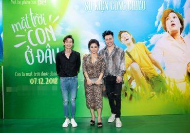 Đông đảo nghệ sĩ Việt đến chúc mừng phim mới của diễn viên Huỳnh Đông