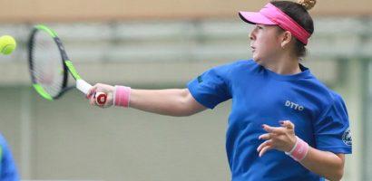 VĐV Việt kiều 17 tuổi giành 3 HCV quần vợt tại Đại hội thể thao