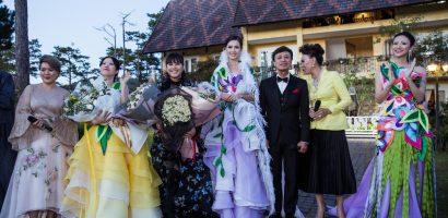 Ấn tượng Đà Lạt xưa trong show thời trang 'Tôi đi giữa hoàng hôn' của NTK Hằng Nguyễn