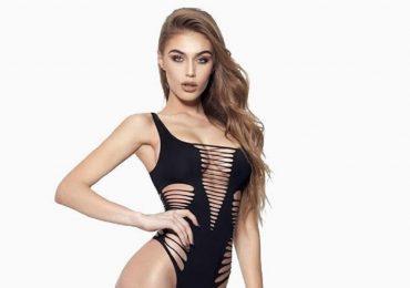 Người mẫu nội y 18 tuổi thi Hoa hậu Hoàn vũ 2018