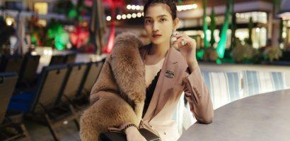 Trương Thị May khoe thời trang tao nhã tại Hoa Kỳ