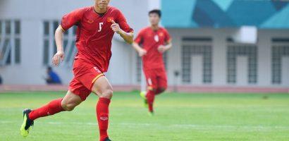 Báo Hàn Quốc gọi Văn Hậu là 'Maldini của Đông Nam Á'