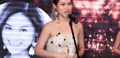 Ngọc Thanh Tâm được vinh danh 'Nữ diễn viên xuất sắc nhất'