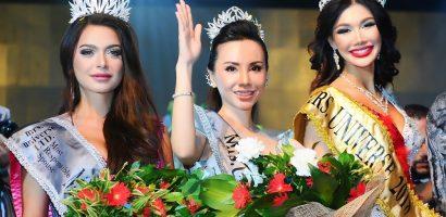 Châu Ngọc Bích đăng quang Hoa hậu Đại sứ Quý bà Hoàn Vũ thế giới 2018