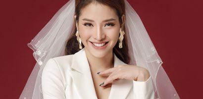 Phương Trinh Jolie không áp lực với chuyện lập gia đình
