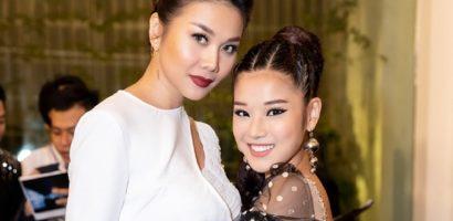 Hoàng Yến Chibi đẹp sắc sảo, hội ngộ cùng Jun Vũ và 'đại ca' Thanh Hằng