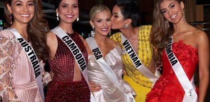 Lời xin lỗi của Hoa hậu Mỹ với H'Hen Niê và bài học ứng xử quốc tế