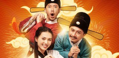 Hứa Minh Đạt làm 'Táo quậy' trong phim tết 2019