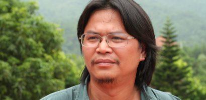 Nhà văn Nguyễn Toàn Thắng: 'Tôi kể chuyện lịch sử theo cách của tôi'