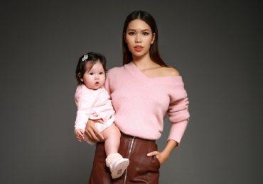 Hà Anh định nghĩa lại khái niệm 'mẹ bỉm sữa' với style thời trang tinh tế