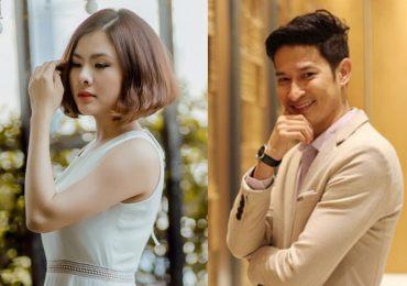 'Cặp đôi điện ảnh' Vân Trang – Huy Khánh tái hợp, cùng nhau làm người mẫu trên sàn catwalk