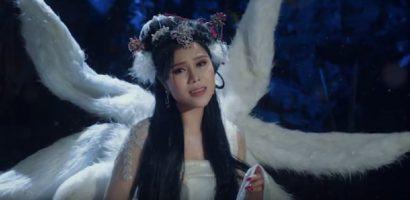 Quán quân 'Ban nhạc quyền năng' tung MV cổ trang đầy ma mị