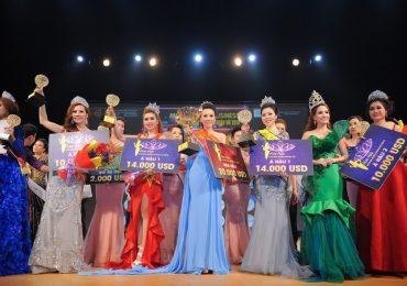 Hoa hậu Doanh nhân Hoàn vũ 2019 khởi động mùa ba tại Thái Lan
