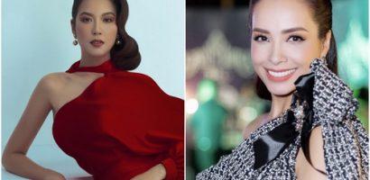 Á hậu Thúy Vân và Thúy Hạnh chấm sơ khảo Hoa hậu Bản sắc Việt toàn cầu 2019