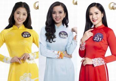 Hé lộ những 'viên ngọc sáng' của vòng sơ khảo miền Bắc Hoa hậu bản sắc Việt TC 2019