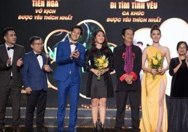 'Gạo nếp gạo tẻ': Phim truyền hình đầu tiên thắng 4 giải trong lịch sử Mai Vàng