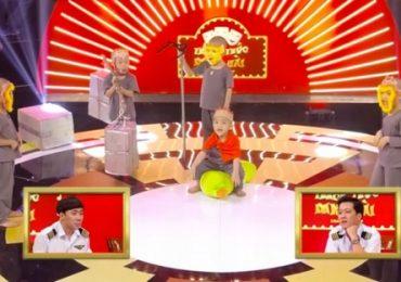 5 chú tiểu nhóm Bồng Lai thắng 200 triệu đồng ở Gala 'Thách thức danh hài'
