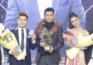 Trương Thế Vinh xuất sắc giành giải quán quân 'Quyền lực ghế nóng 2018'