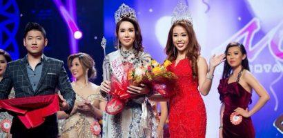 Người đẹp Lã Kỳ Anh đăng quang Miss Viet Nam Continents 2018