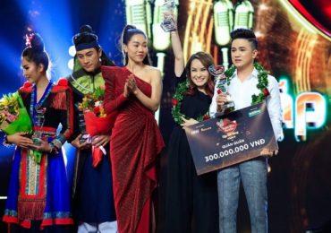 'Tuyệt đỉnh song ca – Cặp đôi vàng 2018': Sơn Ca – Khưu Huy Vũ xuất sắc giành quán quân chung cuộc