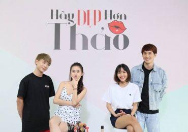 Beauty blogger Ty Lê 'hô biến' Ngọc Thảo từ ngọt ngào thành cô nàng quyến rũ