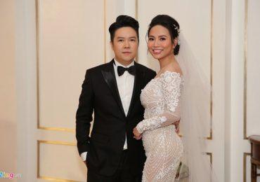 Dàn sao Việt dự lễ cưới Lê Hiếu và vợ 9X ở Sài Gòn