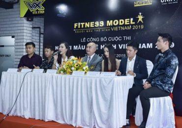 Chính thức khởi động mùa 3 cuộc thi Vietnam Fitness Model 2019