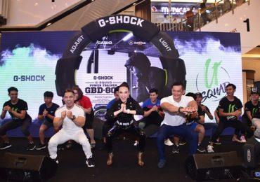 Giới trẻ đam mê thể thao hào hứng với ngày hội 'G-Shock G-Squad Challenge Day'