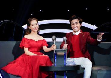 Tuyệt đỉnh song ca nhí 2019: Hòa Minzy bất ngờ ngồi ghế nóng cùng Huỳnh Lập