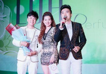 Vợ Dương Ngọc Thái bất ngờ trở lại âm nhạc, hỗ trợ ông xã 'chạy sô' cuối năm