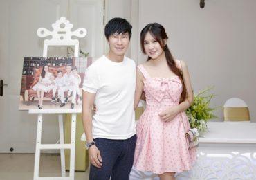 Vợ chồng Lý Hải – Minh Hà 'trốn con' dự tiệc thôi nôi con gái Phạm Trưởng