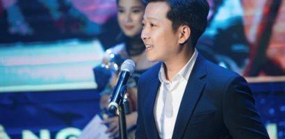 Trường Giang thắng giải 'Nam diễn viên điện ảnh' được yêu thích nhất