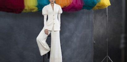 Hoa hậu Tiểu Vy khác lạ trong những thiết kế mới của Công Trí